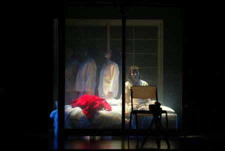 Complicite at the Barbican 2003
