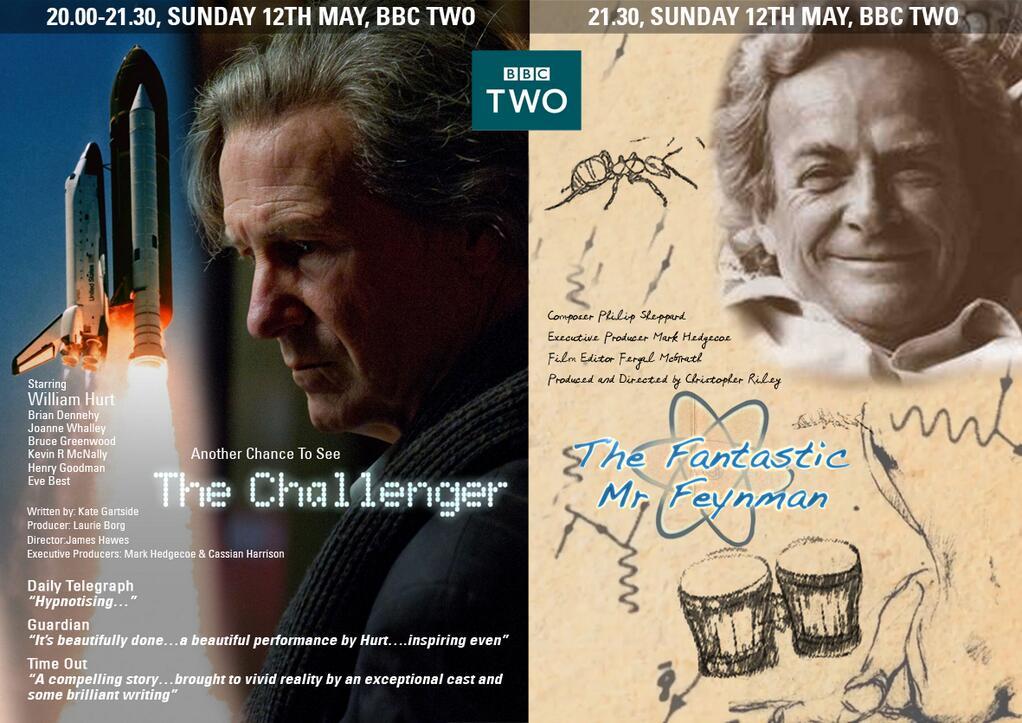 Fantastic Mr Feynman | Philip Sheppard � Music & Invention