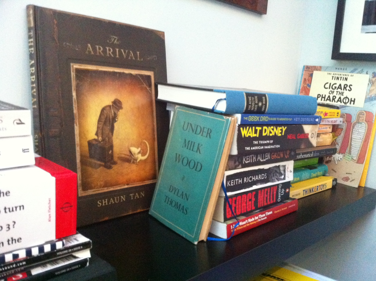 Studio bookstack
