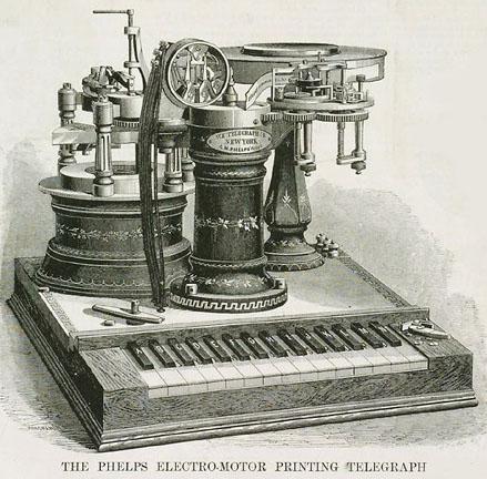 The Acme Keyboard Telegraph